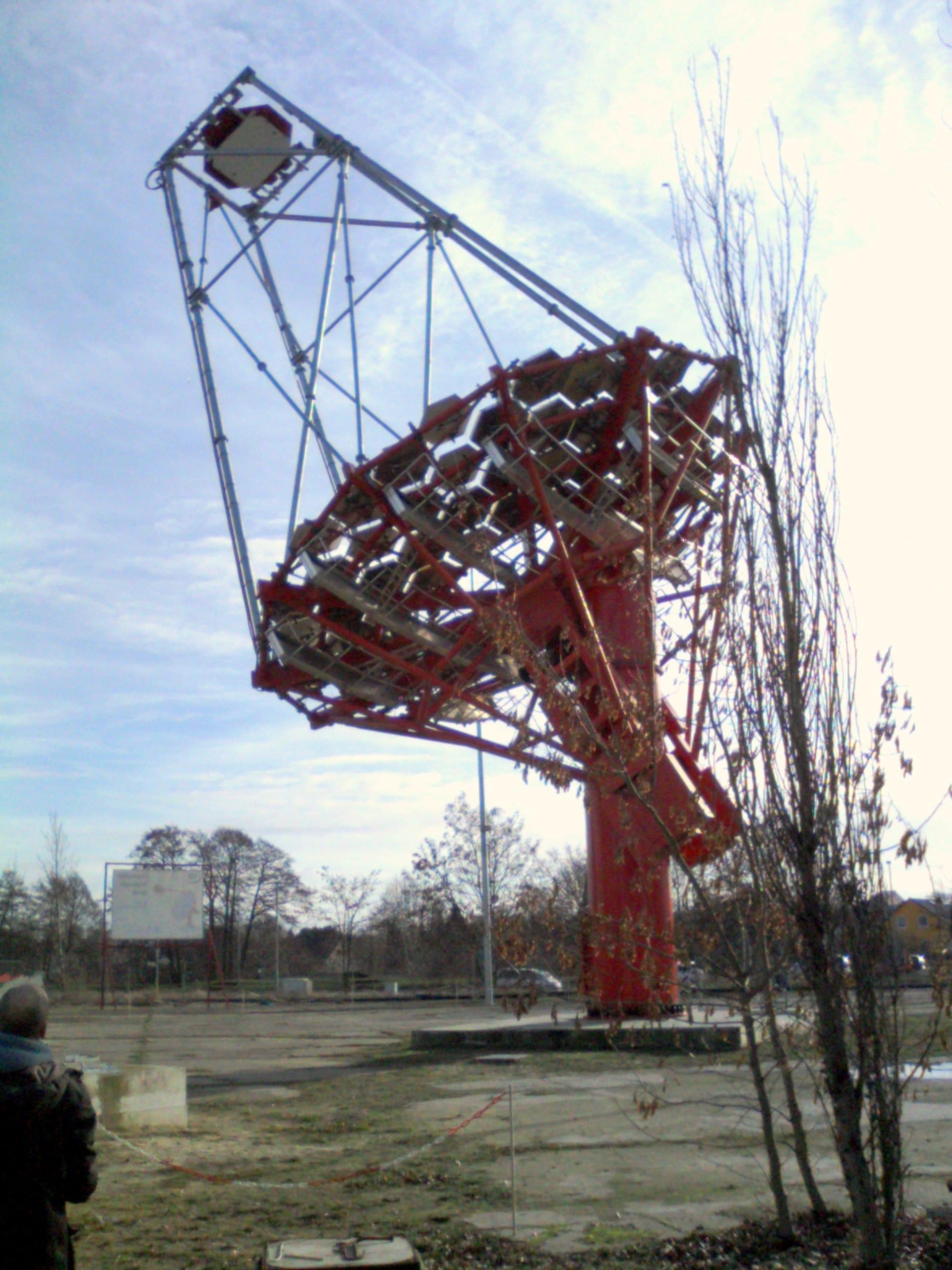 télescopes dédiés à l'astronomie gamma